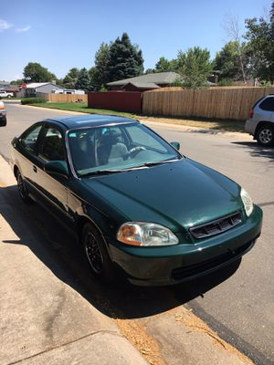 1996 Honda Civic ex for Sale in Denver, CO