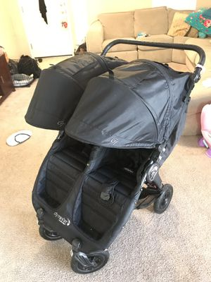 City mini GT double jogging stroller for Sale in Converse, TX