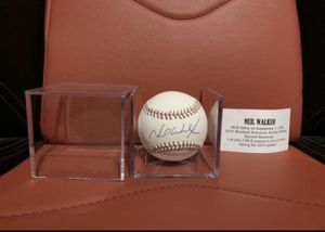Baseball Signed Neil Walker with Certificate of Authenticity Tristar for Sale in City of Industry, CA