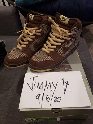 Nike Sb Tweed Hi size 9.5, Og Box, amazing con5 for Sale in Sterling, VA