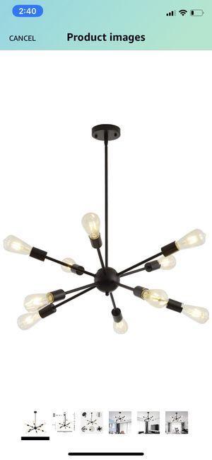 Sputnik chandelier for Sale in Richardson, TX