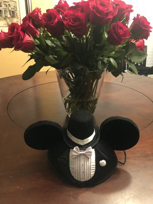 Groom Mickey Ears for Sale in Orlando, FL