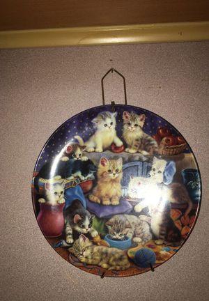 Kitty Plate for Sale in Westland, MI