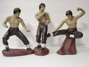 Bruce lee art Statues for Sale in Tacoma, WA
