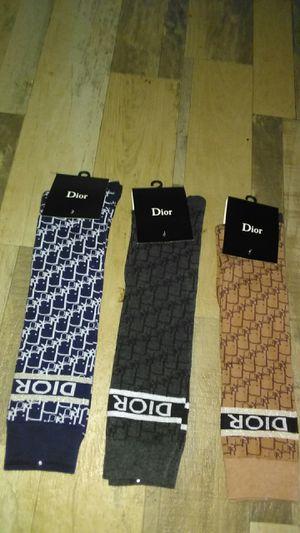 Dior hi socks for Sale in Lanham, MD