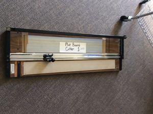 C&H Model CHN 4060A Mat Board Cutter for Sale in West Palm Beach, FL