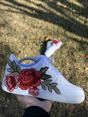 e76c903519a Rose Patch Air Force 1 for Sale in Canton