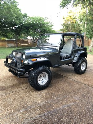 1994 Jeep Wrangler for Sale in Oak Hill, TN