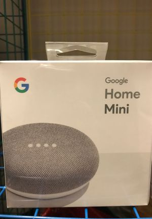 Google Home Mini - Wireless Speaker for Sale in Oakton, VA