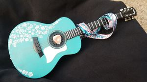 American Girl Doll Tenney Grant's Guitar, Strap & Pick for Sale in Baton Rouge, LA
