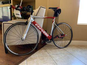 Cervelo Bike - Series P1, pristine condition. 56cm for Sale in Phoenix, AZ
