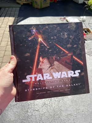 Star Wars role playing book for Sale in Dublin, OH