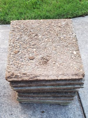 "18 "" SQUARE patio block ----FREE. 11 PCS for Sale in Powder Springs, GA"
