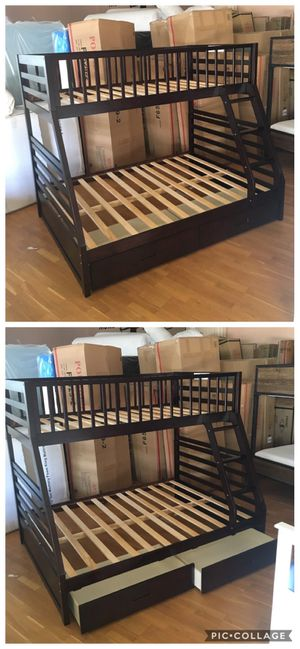 bunk bed with drawers for Sale in Glendale, AZ