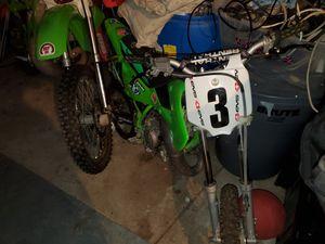 Kx65 2 stroke mid size dirtbike for Sale in Antioch, CA