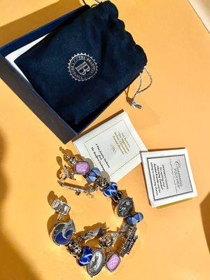 Nightmare Before Christmas - Bradford Exchange Bead Bracelet for Sale in Auburn, CA