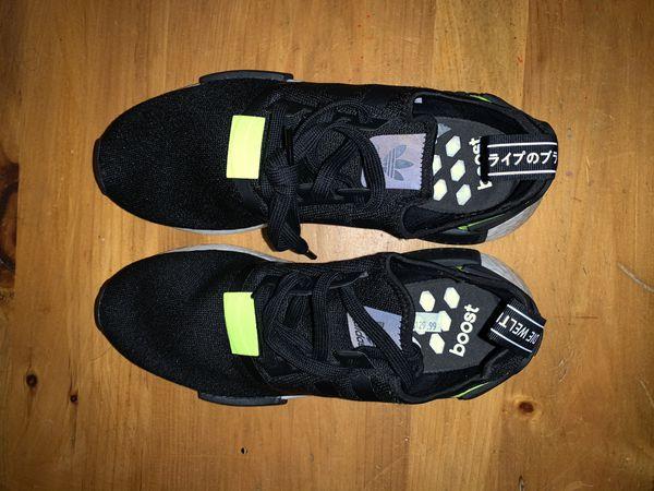 adidas NMD R1 Black Volt