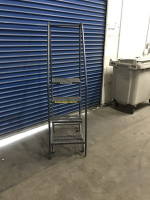 Ballymore Rolling Step Ladder for Sale in Chico, CA