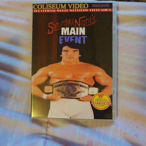 Wwf Saturday nights Main Event 2-5-1987 for Sale in Chicago, IL