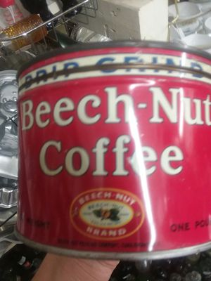 Rare Beech Nut Coffee Tin for Sale in Sunbury, OH