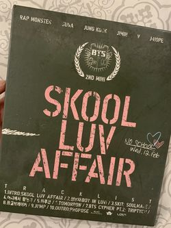 Bts Skool Luv Affair Album for Sale in Lindsay,  CA