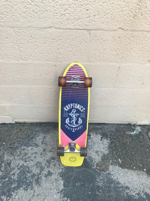 SKATEBOARD KRYPTONICS EXCELLENT CONDITION for Sale in Kendale Lakes, FL