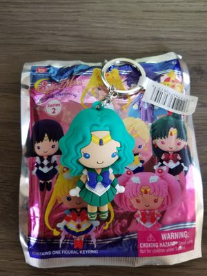 Sailor Neptune sailor moon figural keyring for Sale in Fort Worth, TX