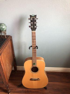 Laguna acoustic guitar for Sale in Hemet, CA