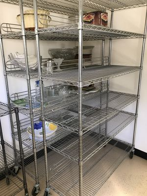 Storage shelves for Sale in Gig Harbor, WA