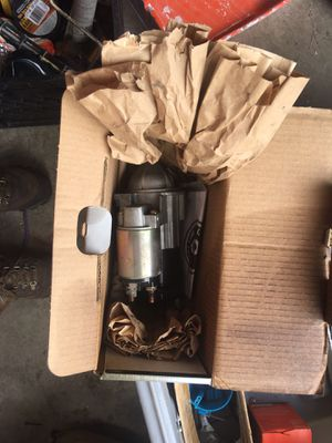 Starter -New reman. Kia and Hyundai 2001 - 2006 (Leaving the country must sell) for Sale in St. Petersburg, FL