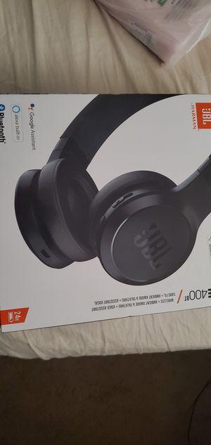 Jbl headphones new never opened for Sale in El Monte, CA