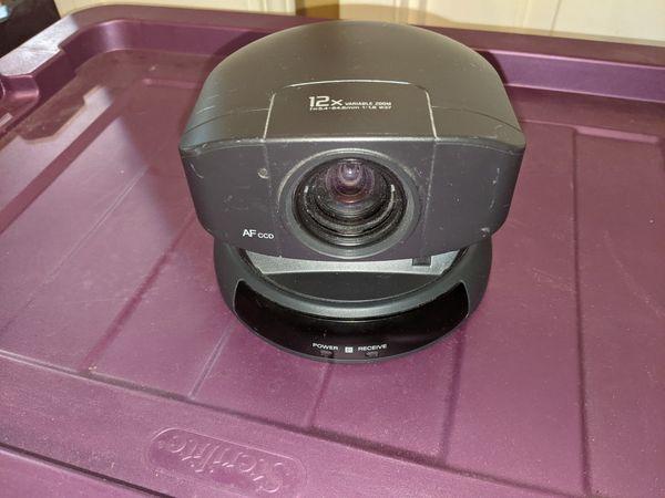 Sony evi-d30 ptz camera used