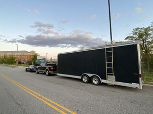 Wells Cargo Car Hauler/ Race Trailer 8.5'x24' for Sale in San Diego, CA