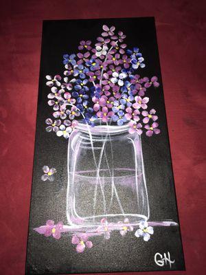 Flower painting for Sale in Olathe, KS