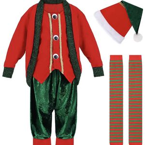 New in Bag Christmas Elf Costume for Kids 3-5Y for Sale in North Bergen, NJ