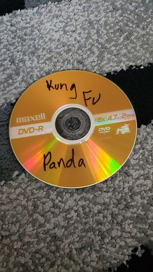 Kung Fu Panda Movie CD for Sale in Fremont, CA