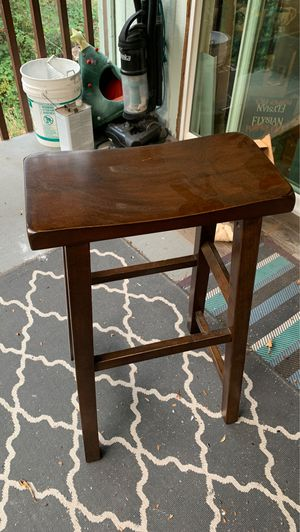 "Wooden Barstools - 30"" high - Pair for Sale in Tacoma, WA"