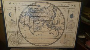 World map for Sale in Scott, AR