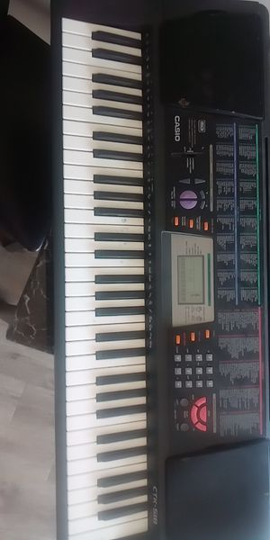 Casio CTK-518 for Sale in El Cajon, CA