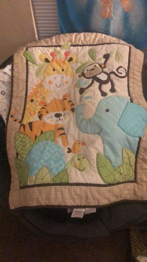 Baby crib blankets for Sale in Houston, TX