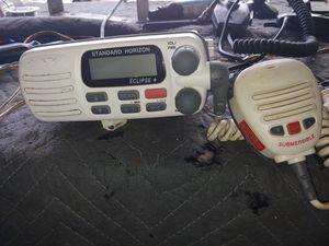 Standard Horizon Eclipse VHF Radio for Sale in Melbourne, FL
