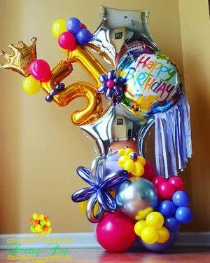 Balloon Decor and more for Sale in Lithonia, GA