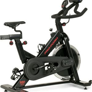 500 Spx Exercise Bike With Integrated Device Shelf for Sale in Bloomington, CA