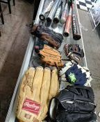 Tons of softball and baseball stuff for Sale in San Diego, CA