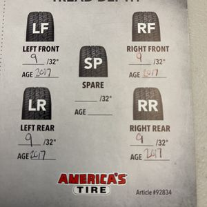 Stock Ford F-150 Tires & Wheels For Sale for Sale in Renton, WA