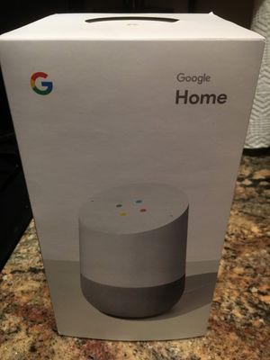 Brand new Google Home. Never opened. for Sale in Washington, DC
