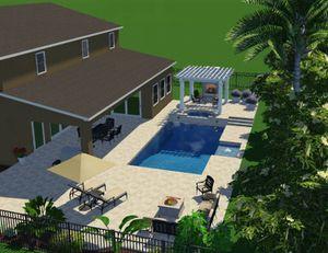 Stunning Pool Designs! for Sale in Orlando, FL