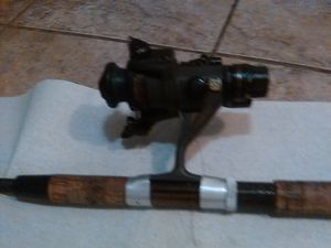 Olympic vintage bamboo fishing rod .negotiable for Sale in Phoenix, AZ
