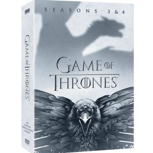 New!!! Unopened Game Of Thrones Complete Seasons 3 & 4 On DVD for Sale in Columbia, SC