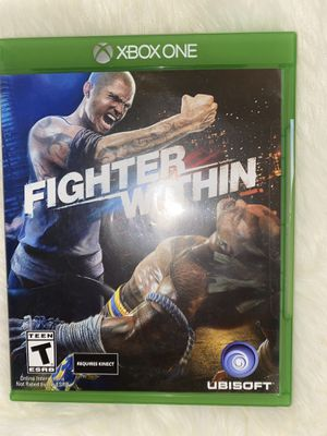 Fighter Within Xbox One Game for Sale in Hemet, CA
